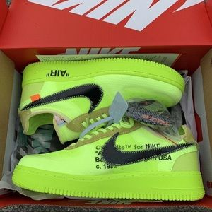 Off-White Air Force